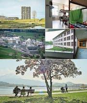In diesen Bereichen will die Stadt Luzern ihren Millionen-Überschuss investieren. (Bild: LZ)