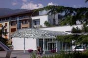 Das Obwaldner Kantonsspital in Sarnen. (Archivbild Robert Hess/Neue OZ)