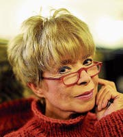 Ingrid Steeger wurde als freizügige Ulknudel in «Klimbim» berühmt. (Bild: Keystone (1. Februar 2011))