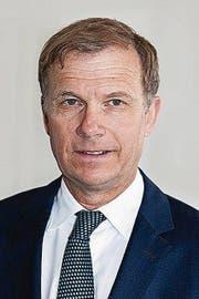 Wird neuer Direktor der Klinik Zugersee: Erich Baumann. (Bild: PD)