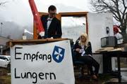 In Lungern wütete der Rotstift. (Bild: Romano Cuonz / Neue OZ)