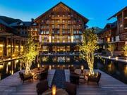 Fünf-Sterne-Luxus in den Urner Alpen: Das 2003 eröffnete «Chedi» in Andermatt. (Bild: PD)