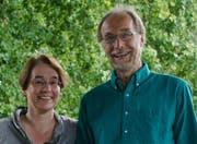 Brigitta Michel Thenen und Toni Reichmuth. (Bild: PD)