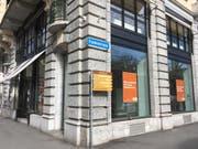 An der Ecke Hirschmattstrasse/Frankenstrasse eröffnet Coop im Dezember eine neue Luzerner Filiale. (Bild: Jonas von Flüe)