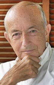 Lorenz Fischer, Mitbegründer der «Vereinigte». (Bild: PD)