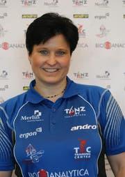 Karin Opprecht, Trainerin und Präsidentin des Tischtennisclubs Rapid Luzern. (Bild: PD)