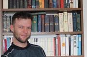 Silvio Kohler stösst zum Team der Hirschmatt Buchhandlung. (Bild: PD)