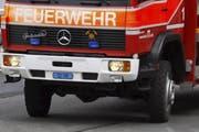 Zwei Ernsteinsätze am gleichen Tag gabs am Montag für die Feuerwehr Arth. (Bild: Archiv)
