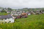 Blick auf Adligenswil. (Archivbild Neue LZ)