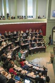 Die Steuern dürften im Kantonsrat bald zu reden geben. (Bild: Dominik Wunderli (Luzern, 11. September 2017))