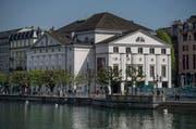 Blick auf das Gebäude des Luzerner Theaters. (Bild: Pius Amrein / Neue LZ)