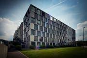 In diesem Haus befindet sich die Dienststelle Informatik des Kantons Luzern. (Bild: Pius Amrein / Neue LZ)