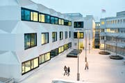 Zu diskutieren gab am Montag im Luzerner Kantonsrat, wie transparent die Universität über die finanzielle Unterstützung durch Dritte informieren soll. (Bild: PD)