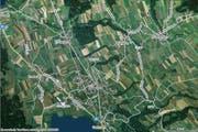 Altwis möchte mit Hitzkirch fusionieren. Der Hitzkircher Gemeinderat will Mitte März entscheiden, ob er Fusionsabklärungen aufnehmen will. (Bild: Google Maps)