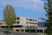 Die Kantonsschule Willisau. (Bild: PD)