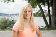 Verpasste die Topskorer-Krone knapp: Die Luzernerin Lara Stalder. (Bild: Corinne Glanzmann (Luzern, 25. Juni 2016))