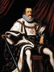 Das ist König Heinrich IV. Weil er es mit der Treue nicht so genau nahm, wurde er Opfer eines Aprilscherzes. Lesen Sie hier, was ihm dabei widerfahren ist. (Bild: Getty)