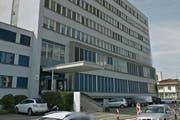 Sitz der Accu Holding in Emmenbrücke. (Bild: Google Maps)