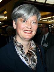 Doris Aebi. (Bild: Luzerner Zeitung (Thun, 14. Mai 2009))