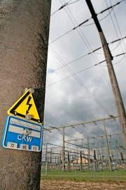 Der Stromversorger CKW unterliegt bei einem Rechtsstreit vor Bundesgericht. (Archivbild Neue LZ)