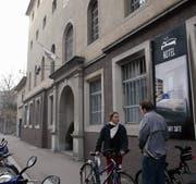 Das Jailhotel in Luzern. (Bild: Archiv Fabienne Arnet / Neue LZ)