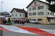 Im Restaurant Mühle in Schattdorf ist im März 2013, ein 51-jähriger Urner erstochen worden. (Bild: Sven Aregger / Neue UZ)