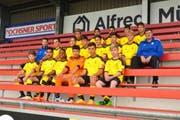 Die C-Junioren des FC Baar. (Bild: PD)