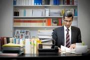 Der Luzerner Oberstaatsanwalt Daniel Burri. (Bild: Pius Amrein/Neue LZ)