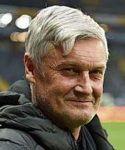 Armin Veh, neuer Geschäftsführer Sport beim 1. FC Köln. (Bild: Keystone (17. Oktober 2015))