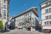 Illustration des C&A-Gebäude in Luzern. (Bild: PD)