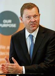 Vermögensverwaltungschef Jürg Zeltner. (Bild: Reuters)