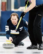 Yves Hess vom CC Zug wird Olympiapartien live kommentieren. (Bild: Stefan Kaiser (Zug, 29. Januar 2018))