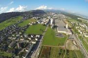 Die Gemeinde Ebikon weist in der laufenden Rechnung vom Jahr 2013 ein Defizit von 416'000 Franken ausgewiesen. (Bild: René Meier / Luzernerzeitung.ch)