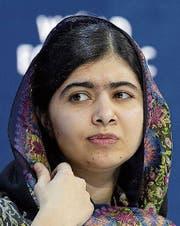 Kehrt erstmals in die Heimat zurück: Malala Yousafzai. (Bild: Keystone)