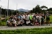 Besuch der Delegation aus San Damiano an der kulinarischen Wanderung in Kriens. (Bild: PD)