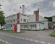 Möbelfabrik Wellis an der Ettiswilerstrasse in Willisau. (Bild: Google Maps)