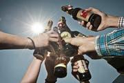Der Tag des Biers wird am 29. April gefeiert. (Bild Pius Amrein)