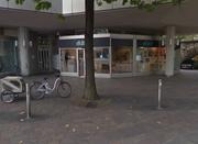 Der Apple-Showroom von Data Quest in Zug wurde ausgeraubt. (Bild: Screenshot Google Street View)