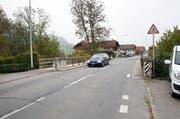 Die Rümligbrücke in Schachen wird ersetzt. Kostenpunkt: 5,4 Millionen Franken. (Bild Manuela Jans-Koch)