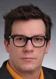 Stefan Caduff ist freiwilliger Festivalpsychologe und diplomierter Pflegefachmann HF. (Bild: PD)