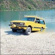 Der Monteverdi Safari 4 x 4 1976. (Bild: PD)