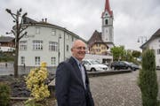 Franz Vogel (59, parteilos) (Bild: Nadia Schärli (Pfaffnau, 25. April 2017))