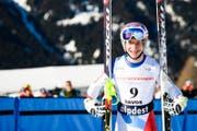 Marco Odermatt holt bei der Junioren-WM Gold. (Bild: Manuel Lopez / JWSC Davos 2018 (Davos, 31. Januar 2018))