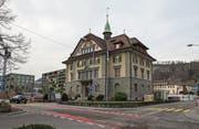 Das Gemeindehaus in Kriens. (Bild: Dominik Wunderli)