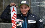 Semyel Bissig ist Mitglied des B-Kaders von Swiss Ski. (Bild: PD)