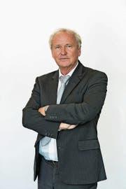 «Höhere Bussen erhöhen die Verkehrssicherheit.» Paul Winiker, Justiz- und Sicherheitsdirektor (Bild: photo:roger gruetter (rogergruetter.com))
