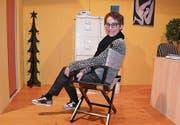 Nach zehn Jahren auf der Bühne wirkt sie nun als Regisseurin: Esther Herzog (49). (Bild: Yvonne Imbach (Mauensee, 6. März 2018))