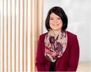 Andrea Krummenacher, Filialleiterin der OKB in Giswil. (Bild: PD)