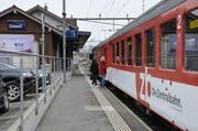 Von Giswil bis Hergiswil konnten die Reisenden den Zug nutzen. (Symbolbild) (Bild: Archiv / Neue OZ)