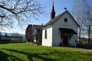 Kapelle Altwis (Bild: Nadia Schärli, Altwis, 13. März 2017)